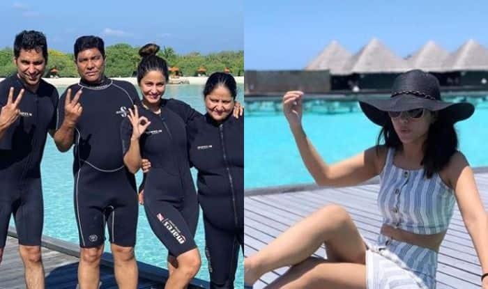 Hina Khan's Adorable Maldives Pictures With Family Will Make You Feel Jealous – View Pics