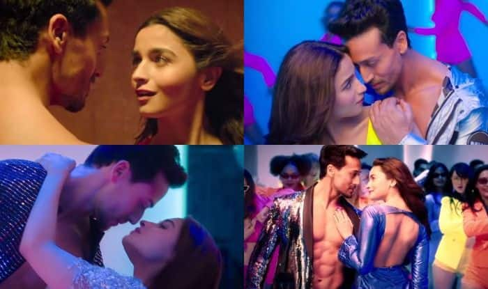 Student of The Year 2 Hook up Song featuring Alia Bhatt and Tiger Shroff