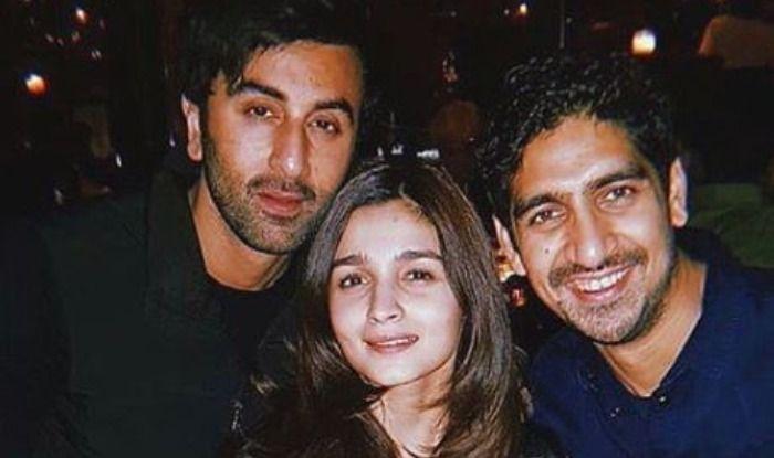Ranbir Kapoor, Alia Bhatt, Ayan Mukerji