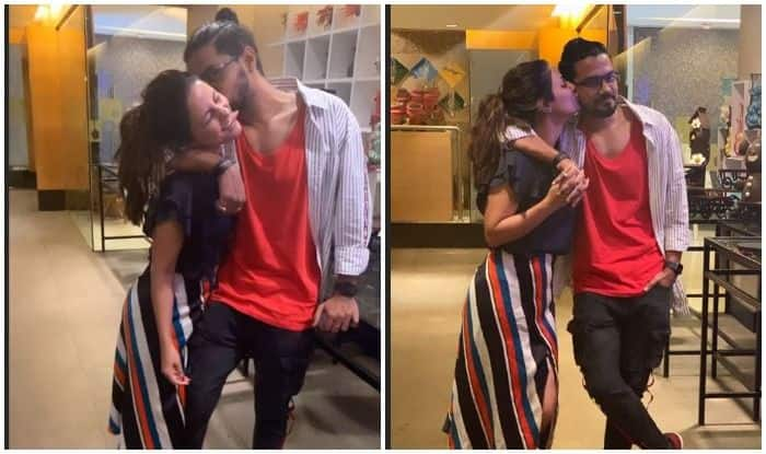 Hina Khan-Rocky Jaiswal's Social Media PDA Will Make You Say 'Love is in The Air'