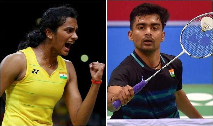 PV Sindhu and Sameer Verma