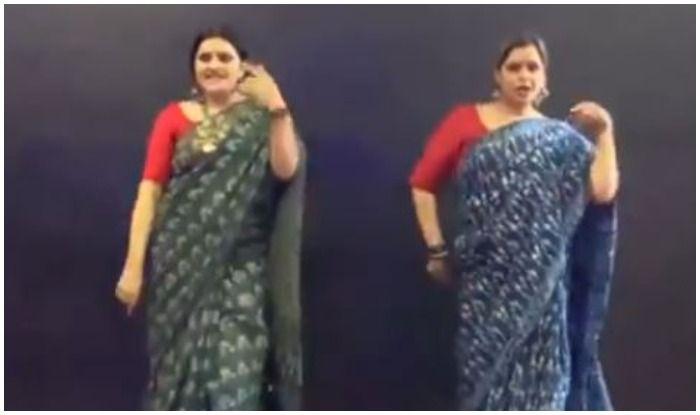 Watch Viral Video of Two Women Dancing on 'Aap Jaisa Koi Meri Zindagi' in Sarees