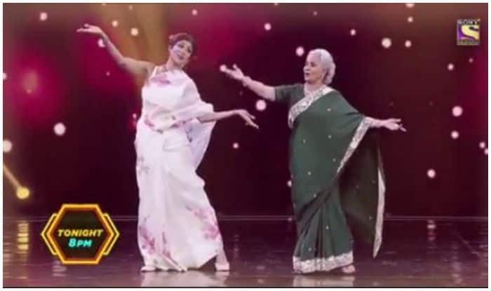 Shilpa Shetty Kundra-Waheeda Rehman's 'Surreal' Video Dancing to 'Aaj Phir Jeene Ki Tamanna Hai' Goes Viral!