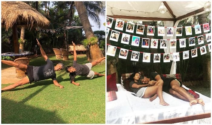 Milind Soman-Ankita Konwar Raise The Bar For Couple Goals And THESE Pictures Are Proof!