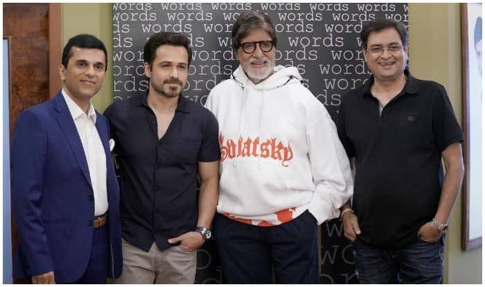 Amitabh Bachchan-Emraan Hashmi's Upcoming Untitled Thriller Sets Fans Speculating