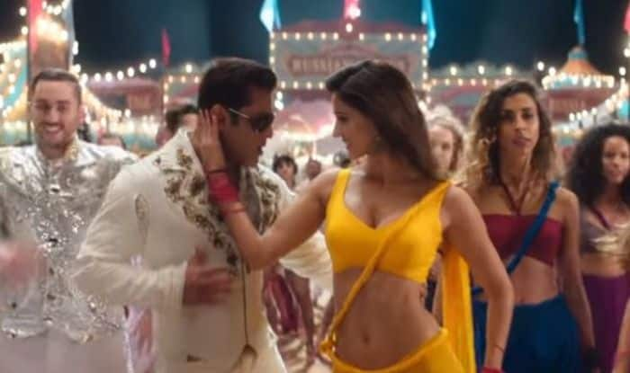 Salman Khan, Disha Patani in Bharat