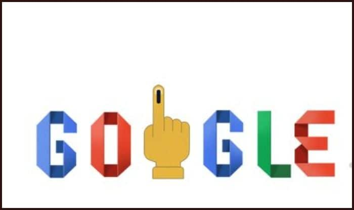 Lok Sabha Election Phase 3: Google Celebrates India Elections 2019 With a Doodle