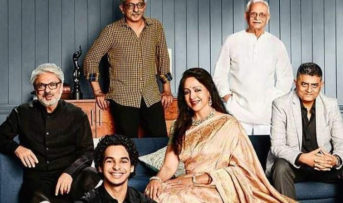 Ishaan Khatter Sharing Magazine Cover With Representatives of Quality Cinema Sets Fans Gushing