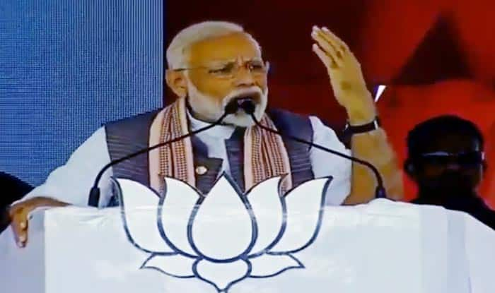 PM Modi Takes a Jibe at NCP Chief Sharad Pawar, Says he Backed Out of LS Polls as he Was Afraid of Saffron Wave