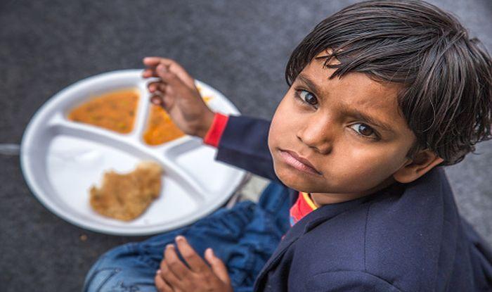 poor diet india