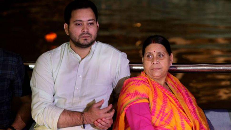 Rabri Calls Modi 'Jallad', Son Tejashwi Asks Sushma Swaraj to Address PM's 'Below The Belt' Remarks