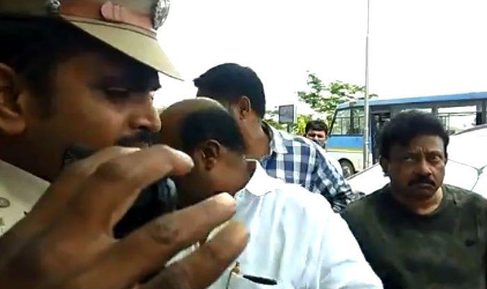 Lakshmi's NTR Release: Ram Gopal Varma Reveals Andhra Pradesh Police Takes Him in Custody