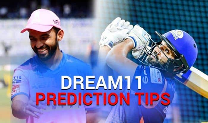 RR vs MI Dream11 Team - Check My Dream11 Team, Best players list of today's match, Rajasthan vs Mumbai Dream11 Team Player List, RR Dream11 Team Player List, Dream11 Guru Tips, Online Cricket Tips IPL 2019.