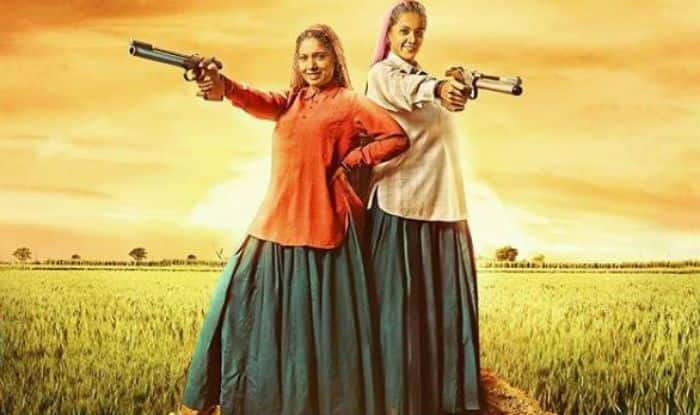 Saand Ki Aankh Posters Out: Taapsee Pannu And Bhumi Pednekar Release The First Look as 'Shooter Dadis'