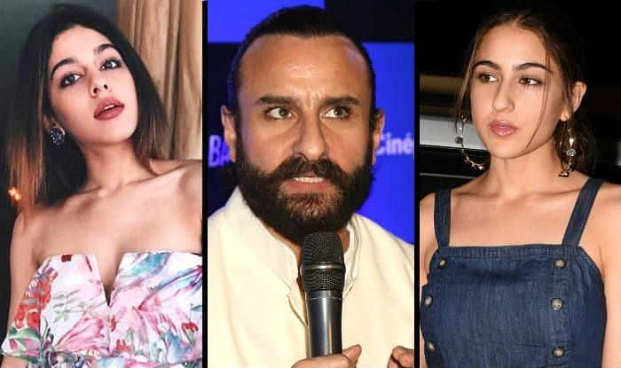 Saif Ali Khan Talks About Having Alaia Furniturewalla Instead of Sara Ali Khan in Jawaani Jaaneman