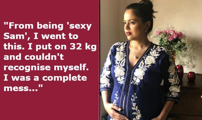 Sameera Reddy: I Was a Poster Girl of What Pregnancy Shouldn't be