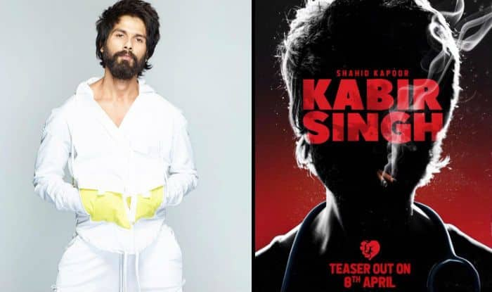 Kabir Singh New Poster Has Shahid Kapoor Smoking Two Cigarettes, Teaser Out on April 8