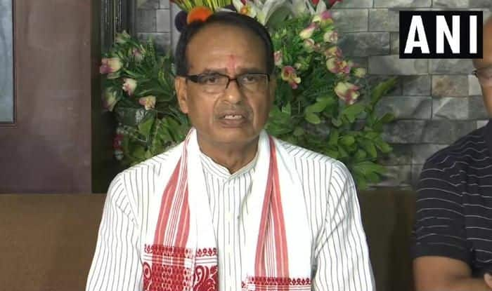 What Mamata Did in Bengal, Same is Happening in MP: Shivraj Singh on CRPF, Police Clash Over I-T Raids at CM Aide's Home