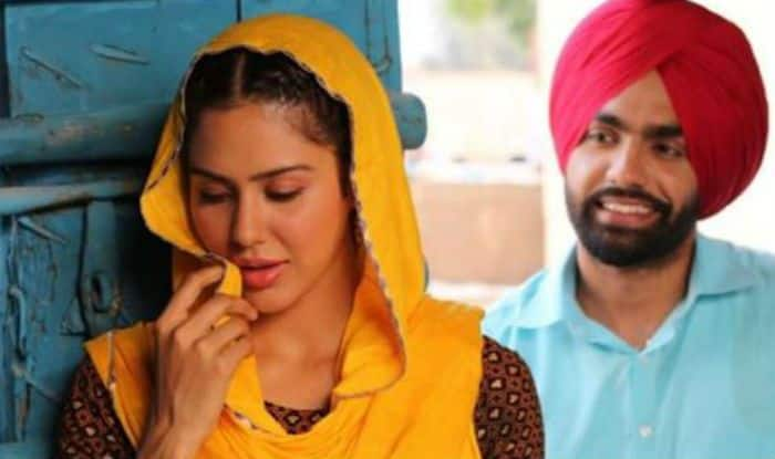 Sonam Bajwa And Ammy Virk's Romantic Pictures From Punjabi Film Muklawa is Unmissable