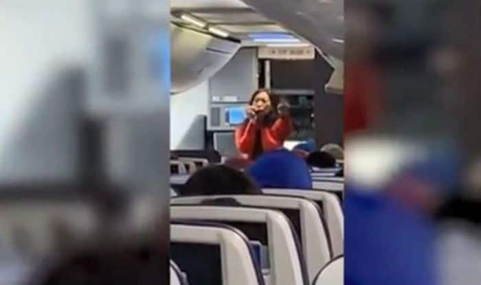 Southwest Airlines Flight Attendant Raps Safety Instructions to Passengers, Watch Viral Video