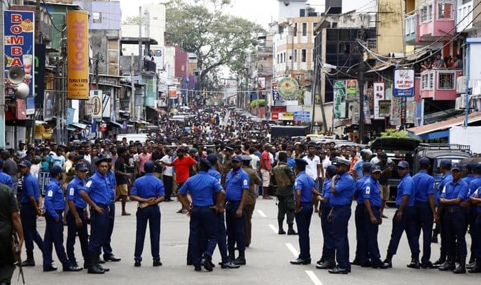 Father, 2 Brothers of Easter Bombings Mastermind Killed in Gunfight With Sri Lankan Forces