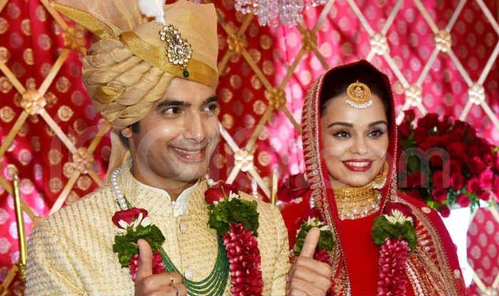 Inside Ssharad Malhotra And Ripci Bhatia's Fairytale Wedding