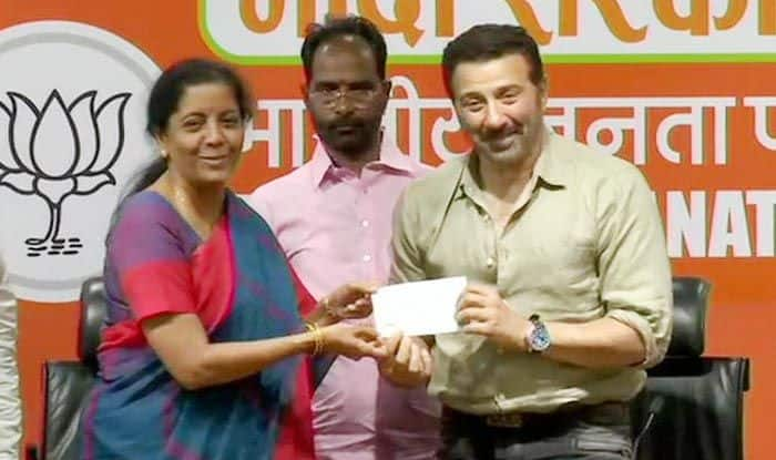 Bollywood Actor Sunny Deol Joins BJP, Likely to Contest Polls From Gurdaspur or Chandigarh