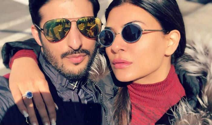 Sushmita Sen And Rohman Shawl Get Engaged, Actor Flaunts Her Gorgeous Blue Ring