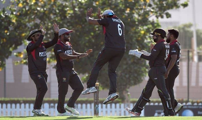 UAE Announce Squad For Series Against Zimbabwe