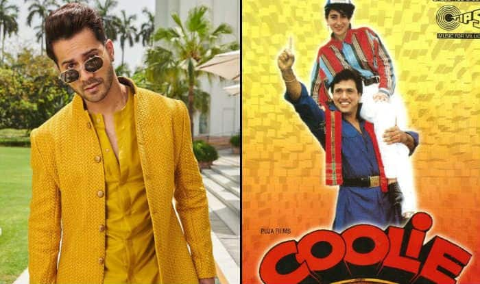 Varun Dhawan Reveals New Detail About Coolie No. 1 Remake With Dad David Dhawan