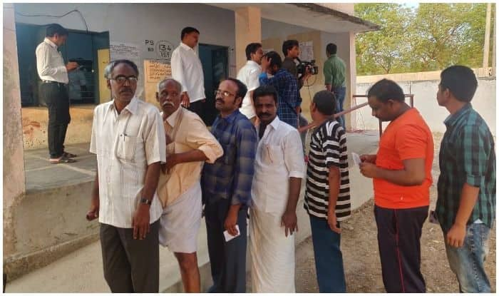 LS Polls: 2 IED Blasts, Encounter Later, 61% Voter Turnout Reported in Naxal-affected Gadchiroli