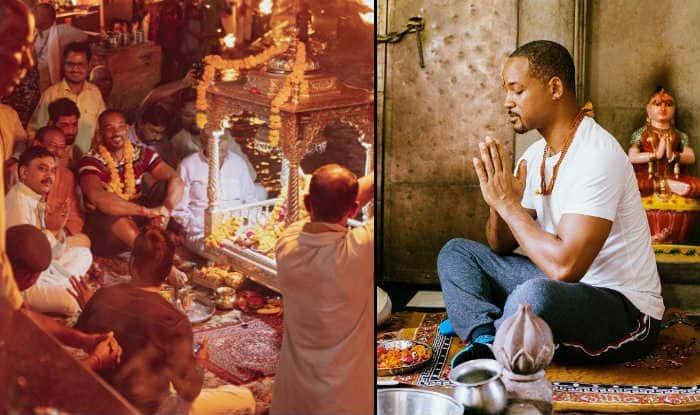 Will Smith 'Awakened' by Indian 'Colours, People And Natural Beauty' as he Visits Haridwar