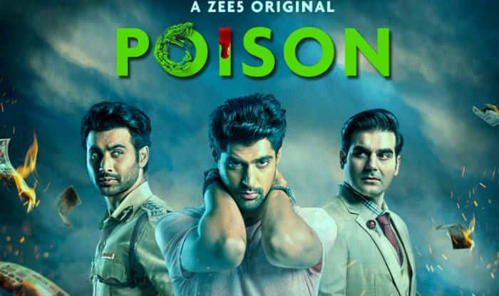 ZEE5 Brings New Original POISON, Starring Arbaaz Khan, For Its Global Audience