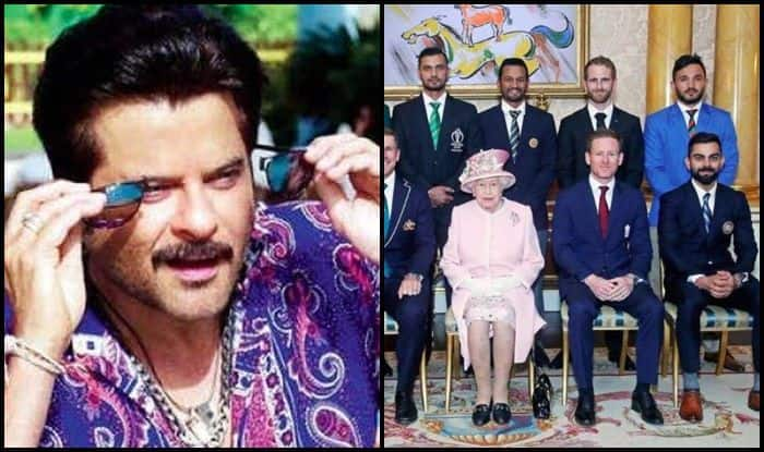 ICC Cricket World Cup 2019, Indian Cricket Team,ICC World Cup 2019, India vs Pakistan, Latest Cricket News, Virat Kohli, Queen Elizabeth, Royal Family, Ind vs SA, SA vs Ind, World Cup 2019, Welcome, Anil Kapoor, Welcome