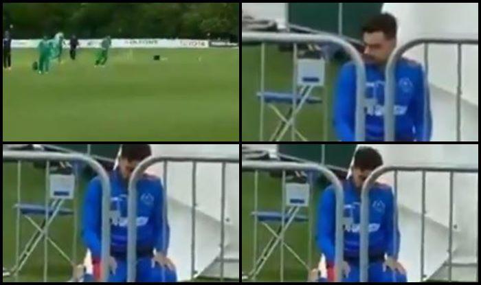 Rashid Khan Ireland vs Afghanistan 2nd ODI Ramzan