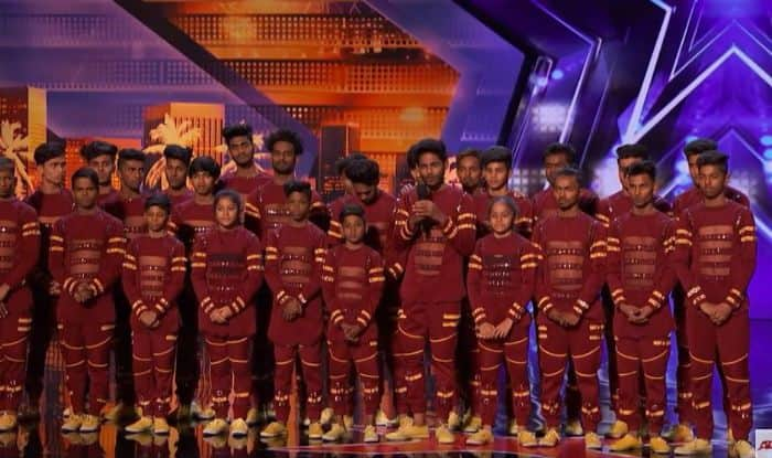 Mumbai Dance Group Sets The Stage on Fire With Stunning Performance at America's Got Talent, Watch Video