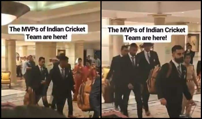 Indian Cricket Team MS Dhoni World Cup 2019