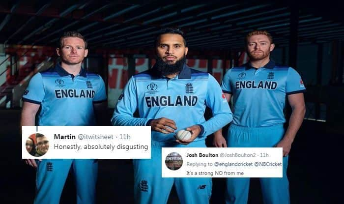 England Cricket Team World Cup 2019