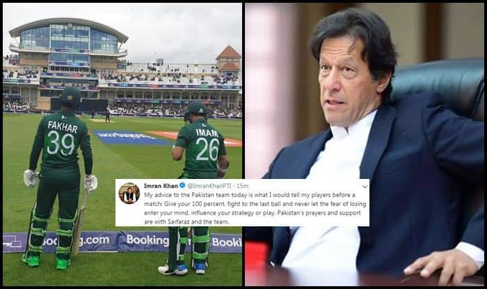 ICC Cricket World Cup 2019, Imran Khan, ICC World Cup 2019, Latest Cricket News, Sarfraz Ahmed, Pak vs Win, Win vs Pak, World Cup 2019