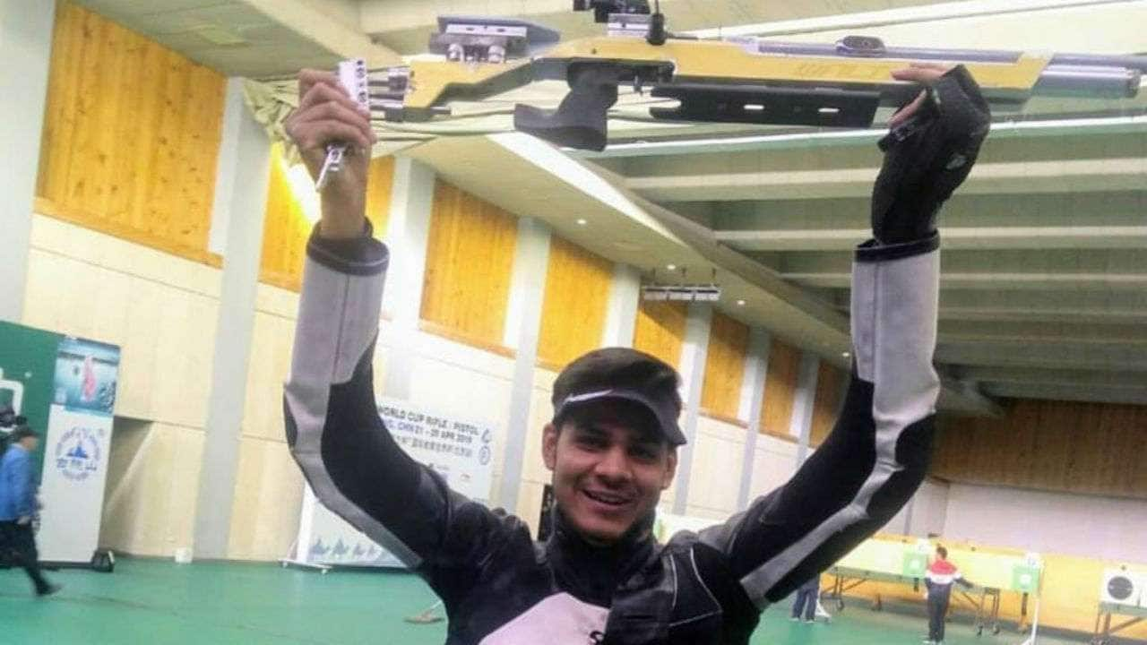 Shooter Divyansh Singh Panwar Added In TOPS Core Group