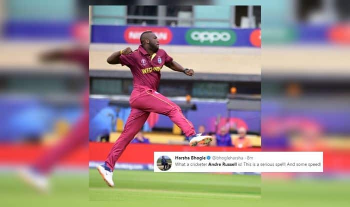 ICC Cricket World Cup 2019, Andre Russell, ICC World Cup 2019, Latest Cricket News, Sarfraz Ahmed, Pak vs Win, Win vs Pak, World Cup 2019, Windies Cricket Team