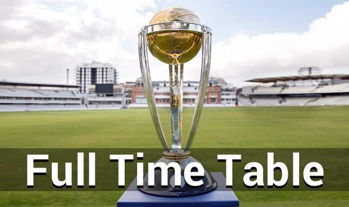 pre world cup schedule 2019, icc crcket world cup 2019, cricket world cup 2019, world cup schedule 2019, pre world cup schedule, world cup time table 2019, pre world cup time table