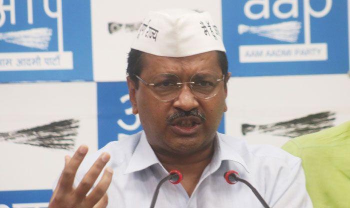 Delhi CM Arvind Kejriwal. Photo Courtesy: IANS