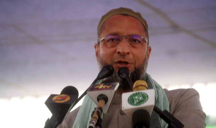 AIMIM president Asaduddin Owaisi. Photo Courtesy: IANS