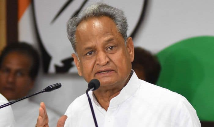 Rajasthan Chief Minister Ashok Gehlot. Photo Courtesy: IANS