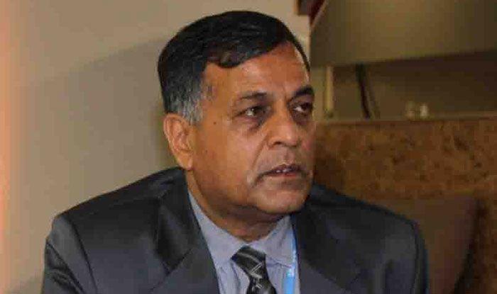 Election Commissioner Ashok Lavasa. Photo Courtesy: IANS