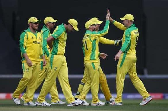 Australian Cricket team defeat Sri lanka in World Cup Warm up match_Picture-Twitter