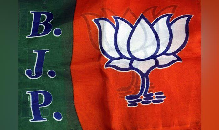BJP symbol. Photo Courtesy: IANS