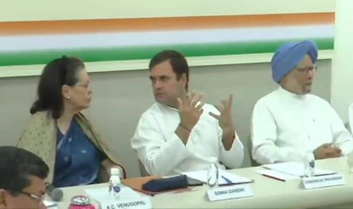 What Transpired at CWC Meeting? You Needn't Know, Says Congress
