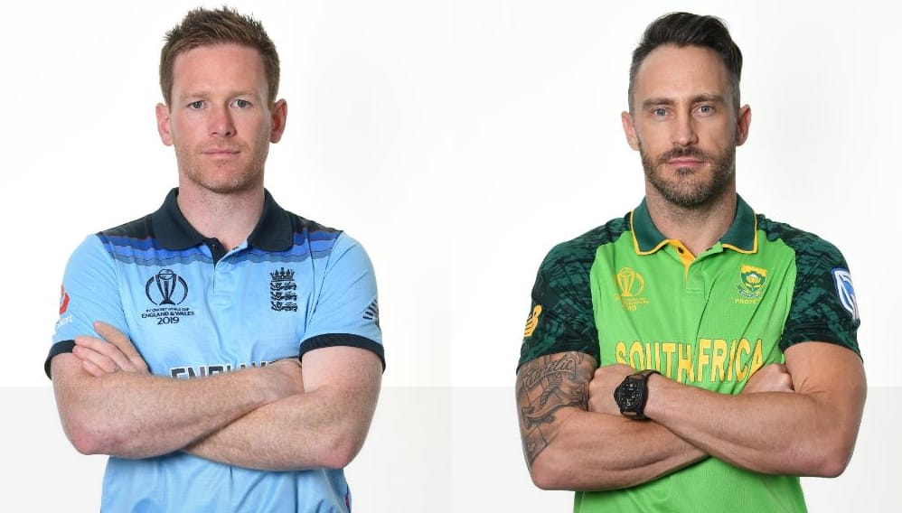 ICC Cricket World Cup 2019: South Africa Bolwers Keep up The Pressure; England Post 311 In Opening Match